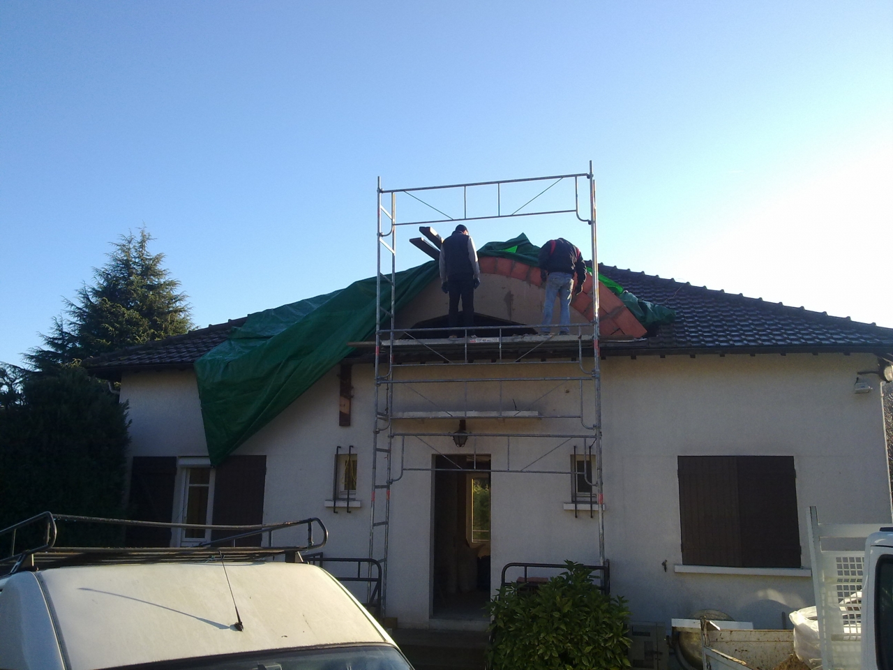 Artisan Maçon maçonnerie à Bougival 78380