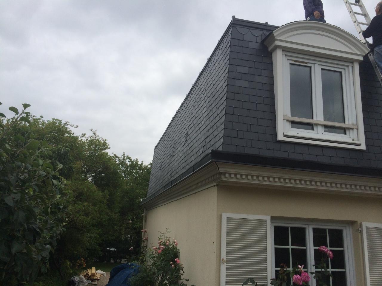 Artisan Couvreur couverture à SAINT GERMAIN EN LAYE 78100